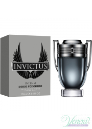 Paco Rabanne Invictus Intense EDT 100ml για άνδρες Ανδρικά Αρώματα