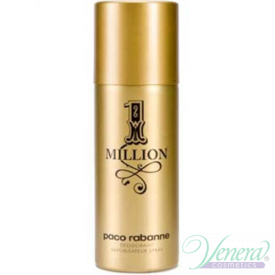 Paco Rabanne 1 Million Deo Spray for Men Face Body and Products