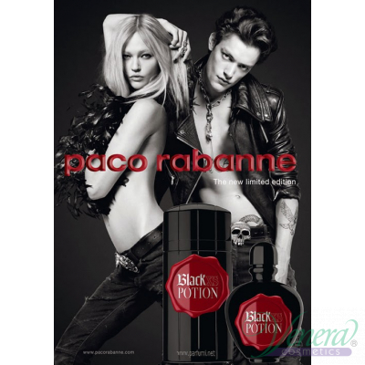 Paco Rabanne Black XS Potion EDT 50ml за Жени Дамски Парфюми