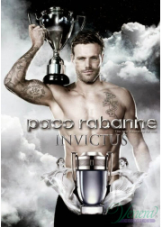 Paco Rabanne Invictus EDT 50ml για άνδρες Ανδρικά Αρώματα