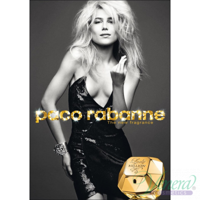 Paco Rabanne Lady Million EDP 50ml за Жени Дамски Парфюми