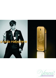 Paco Rabanne 1 Million Set (EDT 50ml + EDT 10ml + Key Ring) για άνδρες Αρσενικά Σετ