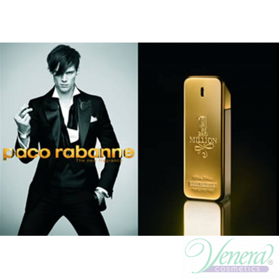 Paco Rabanne 1 Million Set (EDT 50ml + EDT 10ml + Deo Spray 150ml) за Мъже Мъжки Комплекти