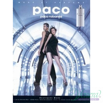Paco Rabanne Paco EDT 100ml за Мъже и Жени БЕЗ ОПАКОВКА За Мъже