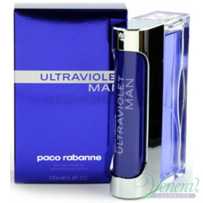 Paco Rabanne Ultraviolet EDT 100ml за Мъже