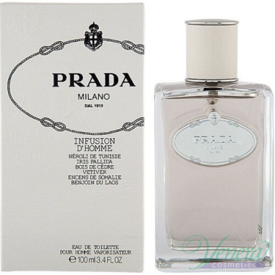 Prada Infusion d'Homme EDT 200ml за Мъже