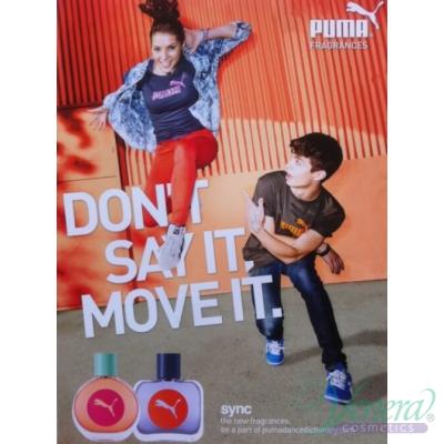 Puma Sync Комплект (EDT 20ml + Deo Spray 50ml) за Жени Women's Gift sets