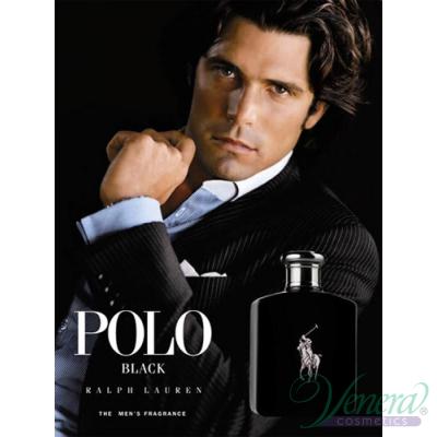 Ralph Lauren Polo Black EDT 125ml за Мъже БЕЗ ОПАКОВКА Мъжки Парфюми без опаковка