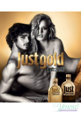 Roberto Cavalli Just Cavalli Gold Him EDP 50ml за Мъже За Мъже