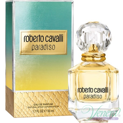 Roberto Cavalli Paradiso EDP 50ml for Women
