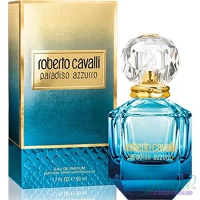Roberto Cavalli Paradiso Azzurro EDP 50ml for Women Women's Fragrance