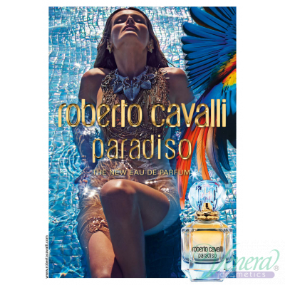 Roberto Cavalli Paradiso EDP 50ml for Women Women's Fragrance