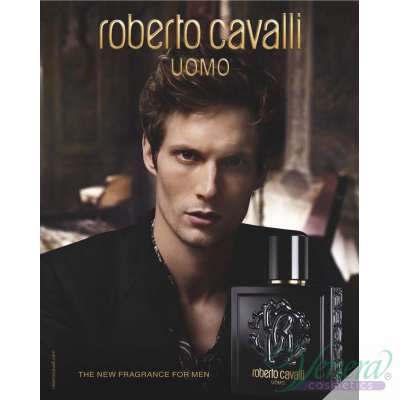 Roberto Cavalli Uomo EDT 40ml за Мъже Мъжки Парфюми