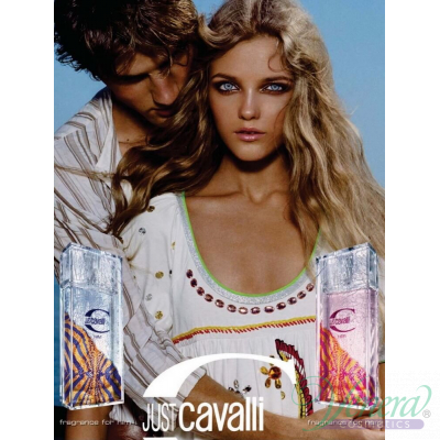Roberto Cavalli Just Him EDT 60ml for Men Without Package Products without package