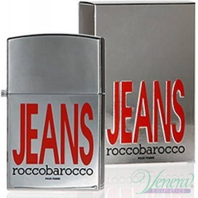 Roccobarocco Jeans Pour Femme EDT 75ml за Жени
