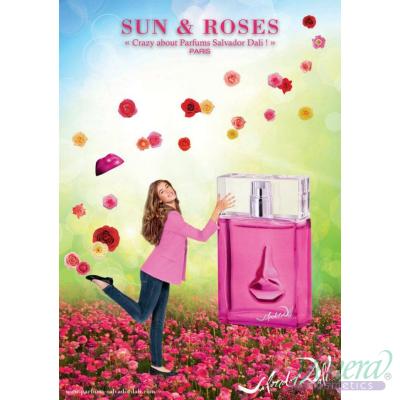 Salvador Dali Sun & Roses EDT 50ml за Жени Дамски Парфюми