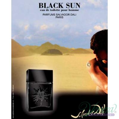 Salvador Dali Black Sun EDT 30ml за Мъже Мъжки Парфюми