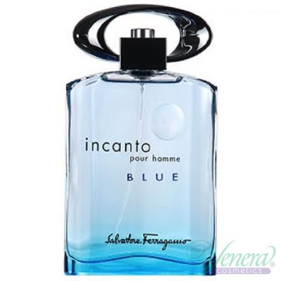 Salvatore Ferragamo Incanto Blue EDT 100ml за Мъже Мъжки парфюми