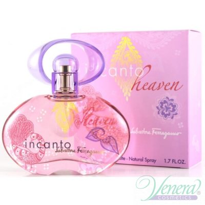 Salvatore Ferragamo Incanto Heaven EDT 100ml за Жени Дамски Парфюми