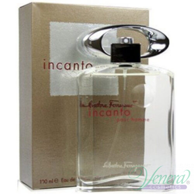 Salvatore Ferragamo Incanto Homme EDT 100ml за Мъже Мъжки Парфюми