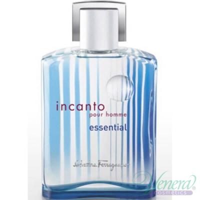 Salvatore Ferragamo Incanto Essential EDT 100ml за Мъже БЕЗ ОПАКОВКА За Мъже