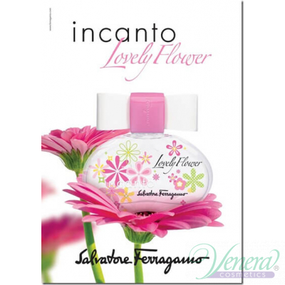 Salvatore Ferragamo Incanto Lovely Flower EDT 30ml за Жени Дамски Парфюми