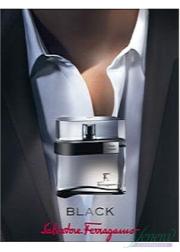 Salvatore Ferragamo F by Ferragamo Black EDT 50ml για άνδρες Ανδρικά Αρώματα