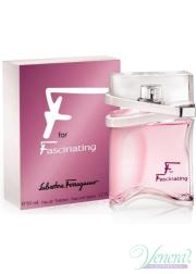 Salvatore Ferragamo F for Fascinating EDT 30ml για γυναίκες Γυναικεία αρώματα