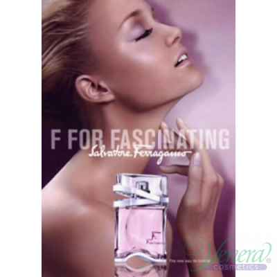 Salvatore Ferragamo F for Fascinating EDT 30ml за Жени Дамски Парфюми