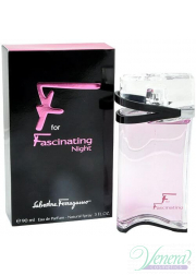 Salvatore Ferragamo F for Fascinating Night EDP 90ml για γυναίκες Γυναικεία αρώματα