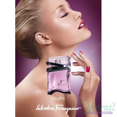 Salvatore Ferragamo F for Fascinating Night EDP 90ml за Жени Дамски Парфюми