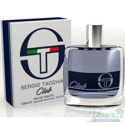 Sergio Tacchini Club EDT 50ml за Мъже
