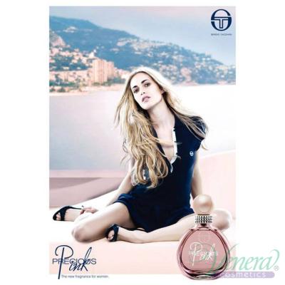 Sergio Tacchini Precious Pink EDT 30ml за Жени Дамски Парфюми