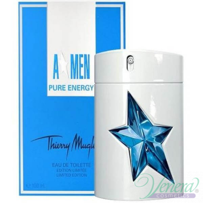 Thierry Mugler A*Men Pure Energy EDT 100ml за Мъже За Мъже