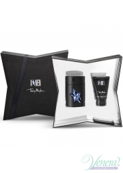 Thierry Mugler A*Men Set (EDT 50ml + SG 50ml) for Men Men's Gift sets