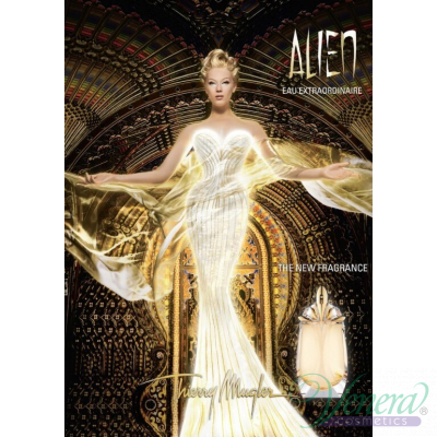 Thierry Mugler Alien Eau Extraordinaire EDT 60ml за Жени Дамски Парфюми