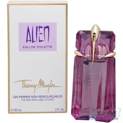 Thierry Mugler Alien EDT 60ml για γυναίκες