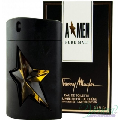 Thierry Mugler A*Men Pure Malt EDT 100ml за Мъже