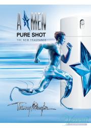 Thierry Mugler A*Men Pure Shot EDT 100ml για άνδρες ασυσκεύαστo Αρσενικά Αρώματα Χωρίς Συσκευασία