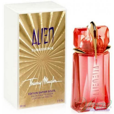Thierry Mugler Alien Sunessence Edition Saphir Soleil EDT 60ml за Жени Дамски Парфюми