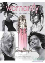 Thierry Mugler Womanity Deodorant Spray 100ml για γυναίκες Women's face and body products