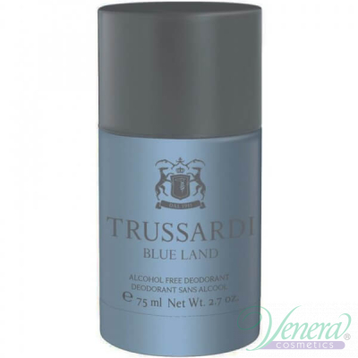 Trussardi Blue Land Deo Stick 75ml за Мъже Мъжки Продукти за лице и тяло