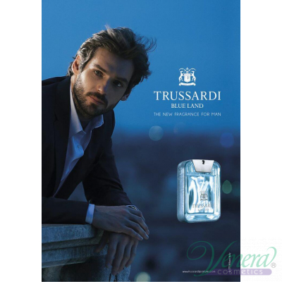 Trussardi Blue Land EDT 50ml за Мъже