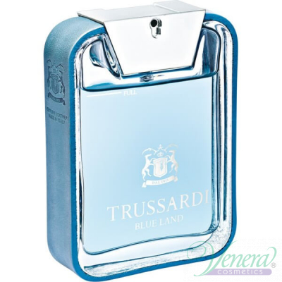 Trussardi Blue Land EDT 100ml pentru Bărbați fără de ambalaj Products without package