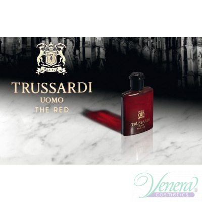 Trussardi Uomo The Red Set (EDT 30ml + SG 30ml ...