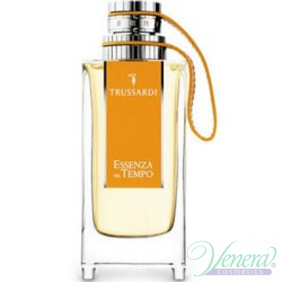Trussardi Essenza del Tempo EDT 125ml за Мъже и Жени БЕЗ ОПАКОВКА За Мъже