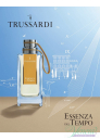 Trussardi Essenza del Tempo EDT 125ml за Мъже и Жени Дамски Парфюми