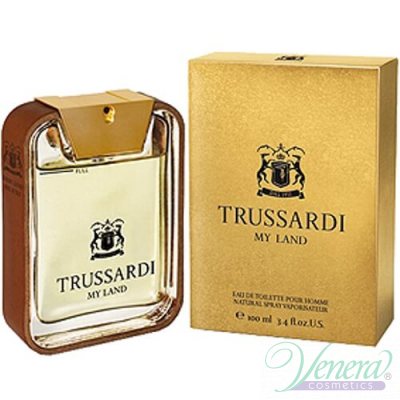 Trussardi My Land EDT 100ml για άνδρες