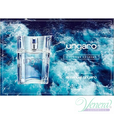 Ungaro Cologne Extreme EDT 90ml за Мъже БЕЗ ОПАКОВКА Мъжки парфюми без опаковка