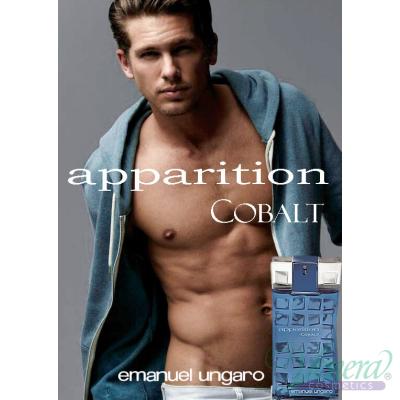 Ungaro Apparition Cobalt EDT 90ml за Мъже Мъжки Парфюми
